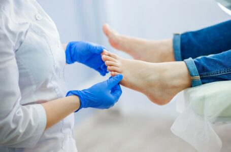 How to keep your athletes foot in check