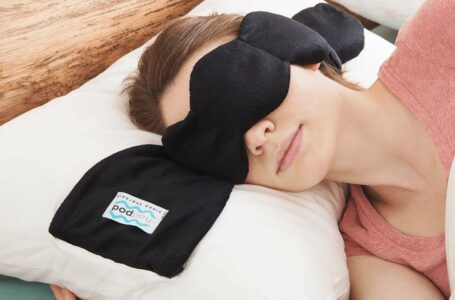Do you believe a weighted Eye Mask can Reduce Migraines?